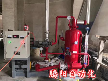 锅炉蒸汽回收机为企业取的巨大节能效益